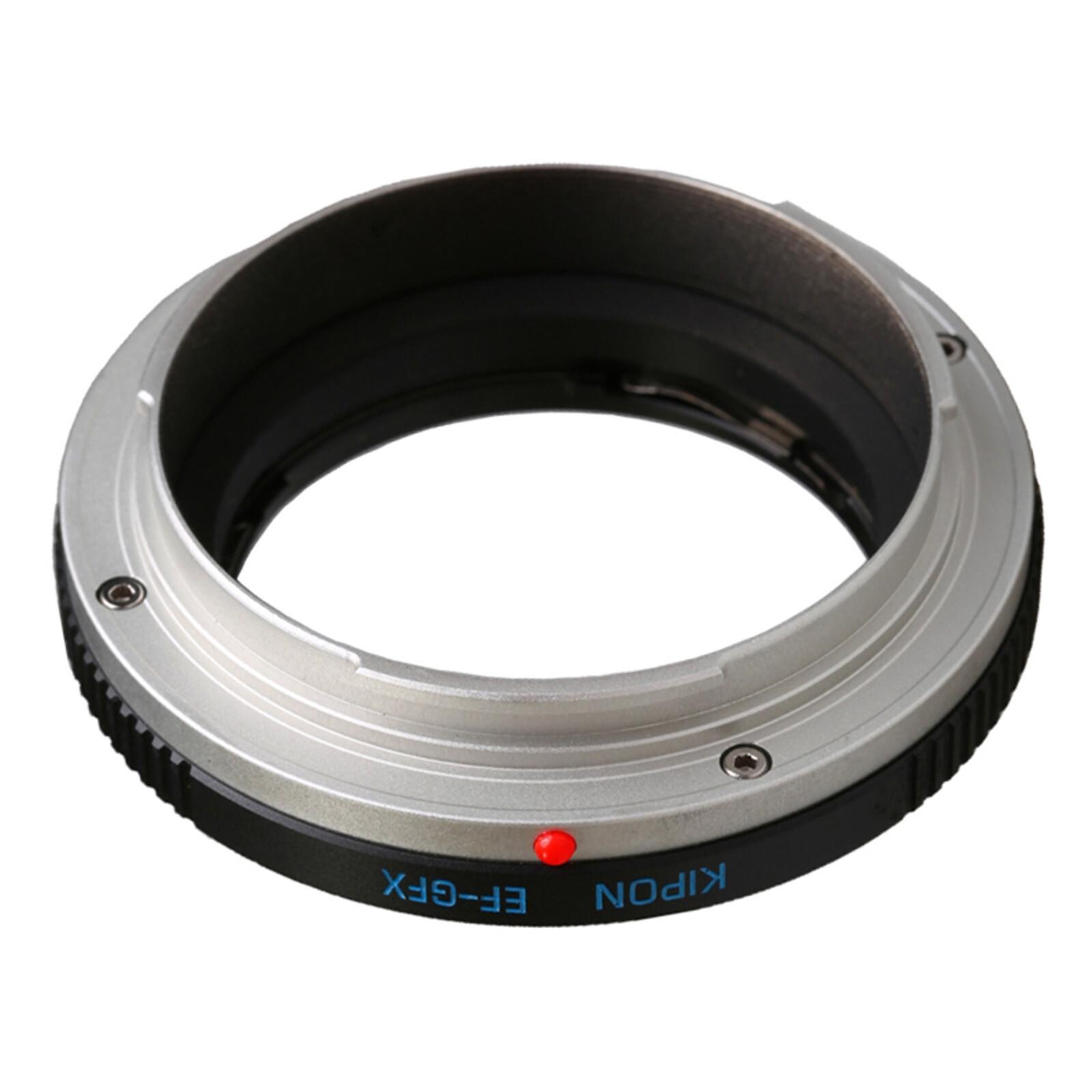 Kipon Adapter für Canon EF auf Fuji GFX