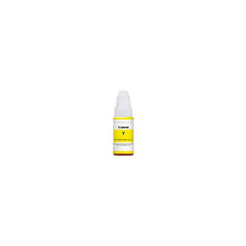 Canon GI590Y Bottle yellow 70ml