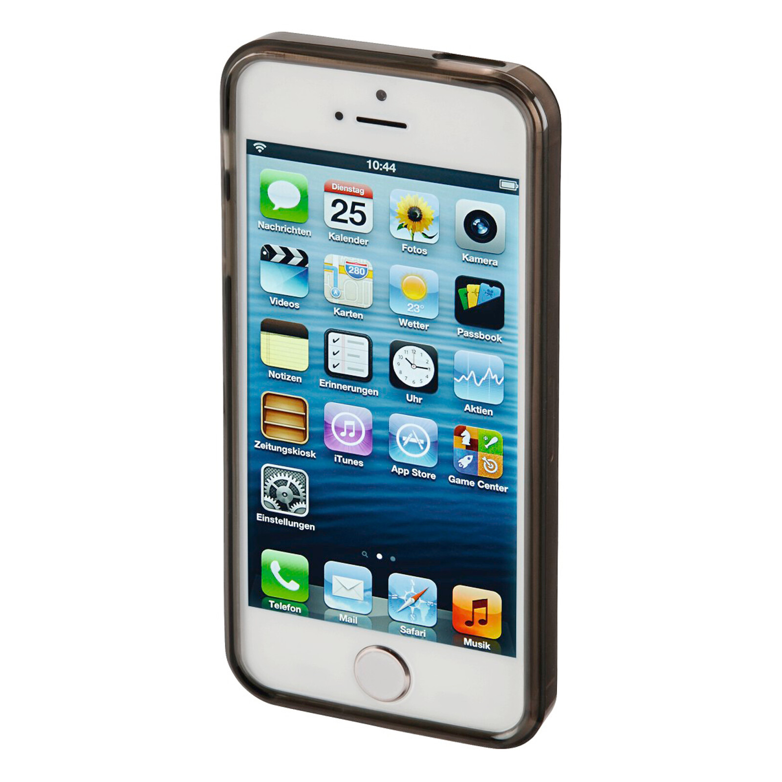 Hama Back Cover Crystal Apple iPhone 5s/SE