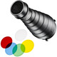 walimex Universal Spotvorsatz-Set Profoto