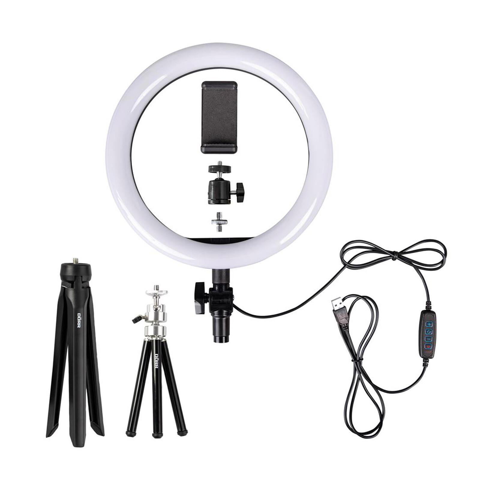 Dörr VL-26 Vlogging Komplettset ohne Mikrofon