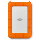 "LaCie Rugged USB-C 4TB 2.5"", Rescue 2Y"