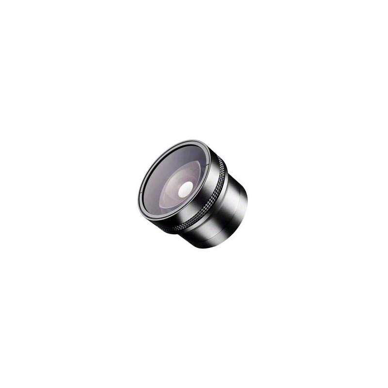 walimex 0,25x58mm Fish-Eye Vorsatzobjektiv + Makro