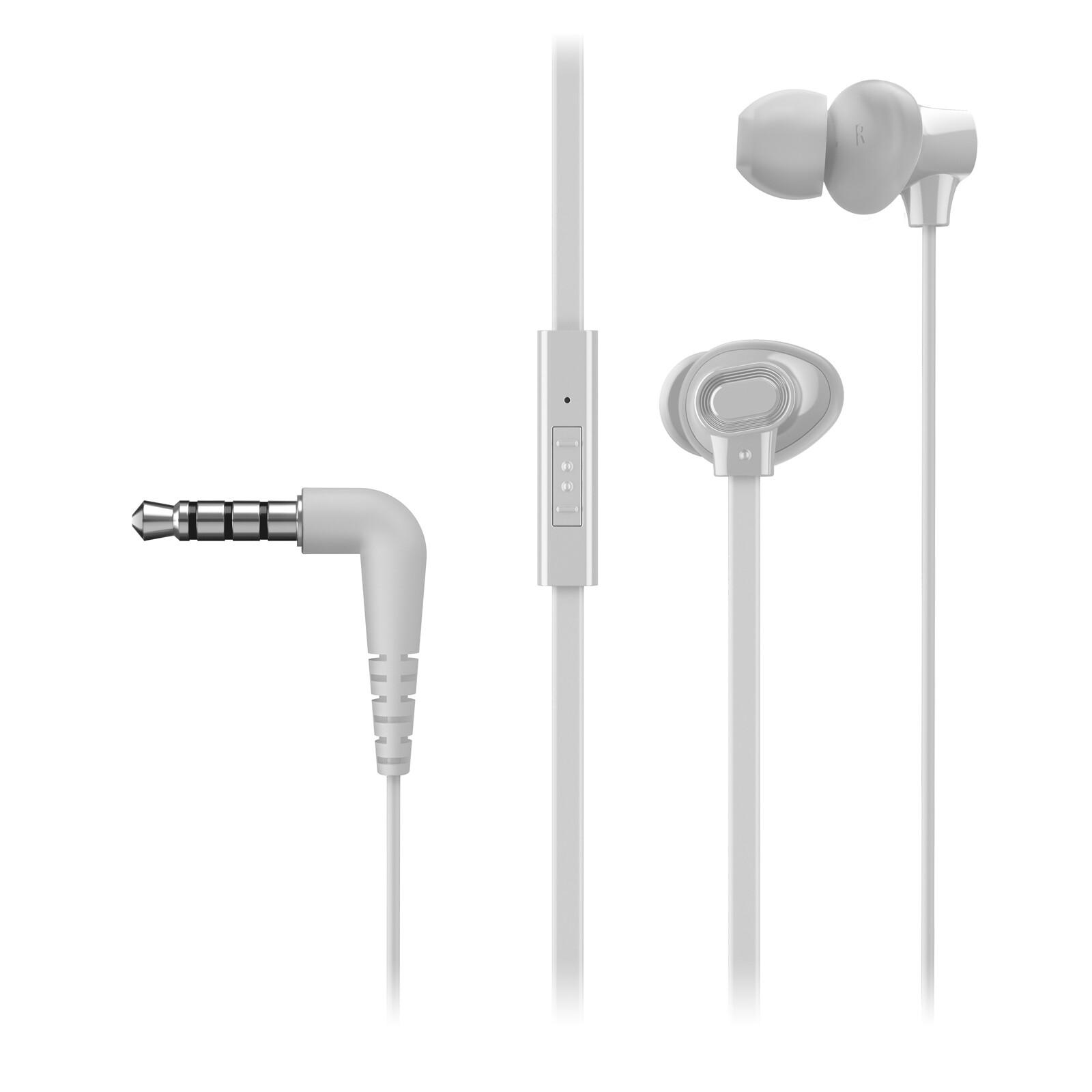 Panasonic RP-TCM130E-W In Ear weiß