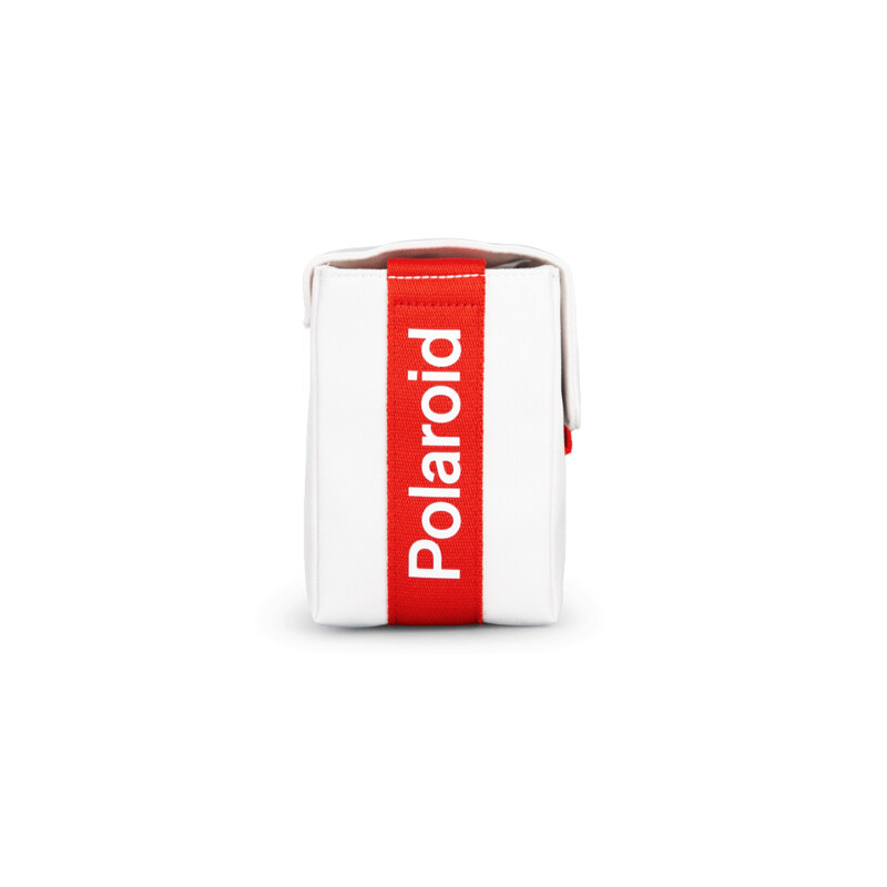 Polaroid Now Bag Weiss/Rot