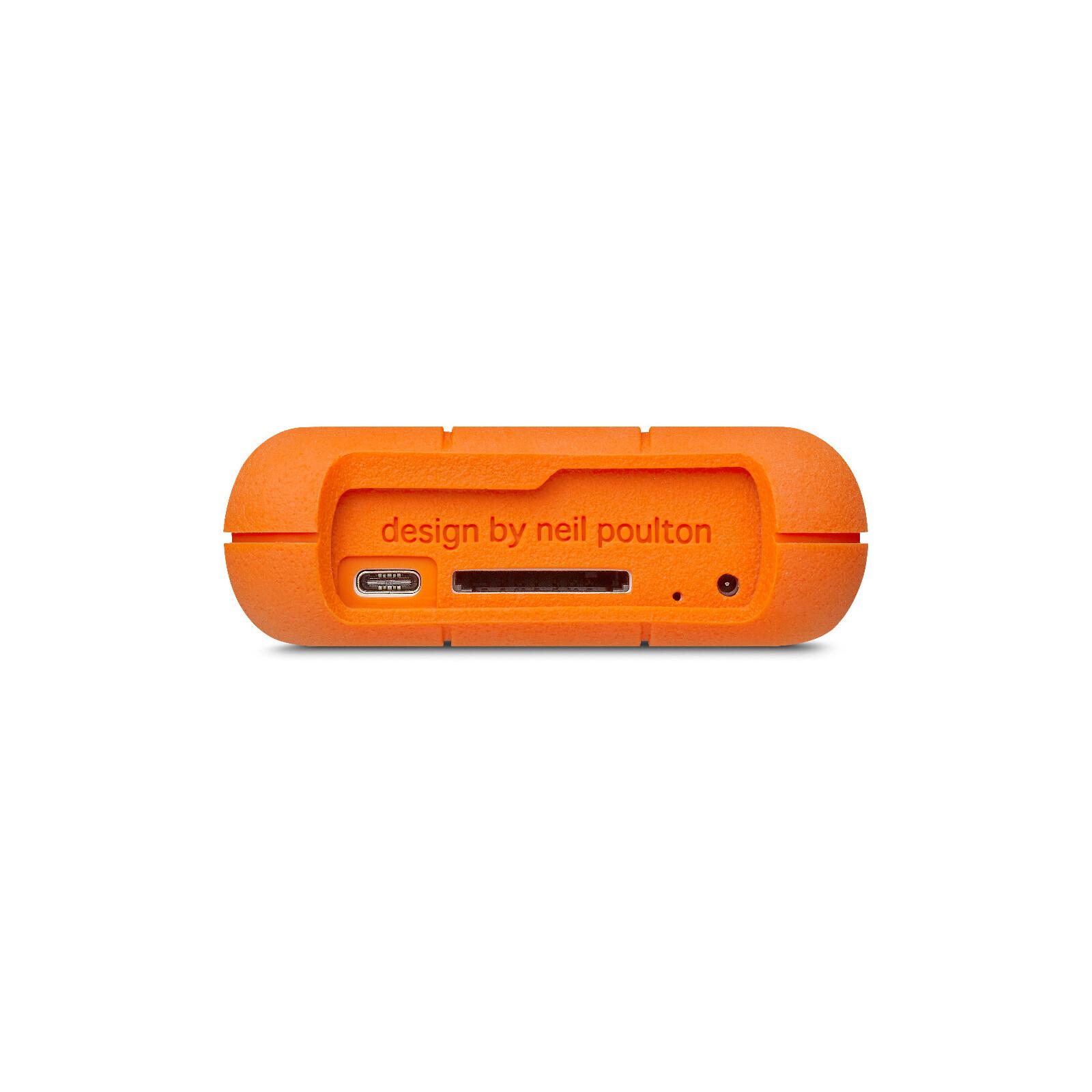 "LaCie Rugged Raid Pro 4TB USB-C 2,5"" SD-Card, Raid 0/1"