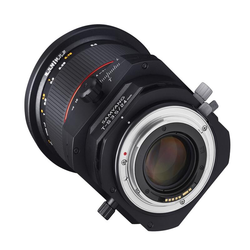 Samyang MF 24/3,5 Fuji X