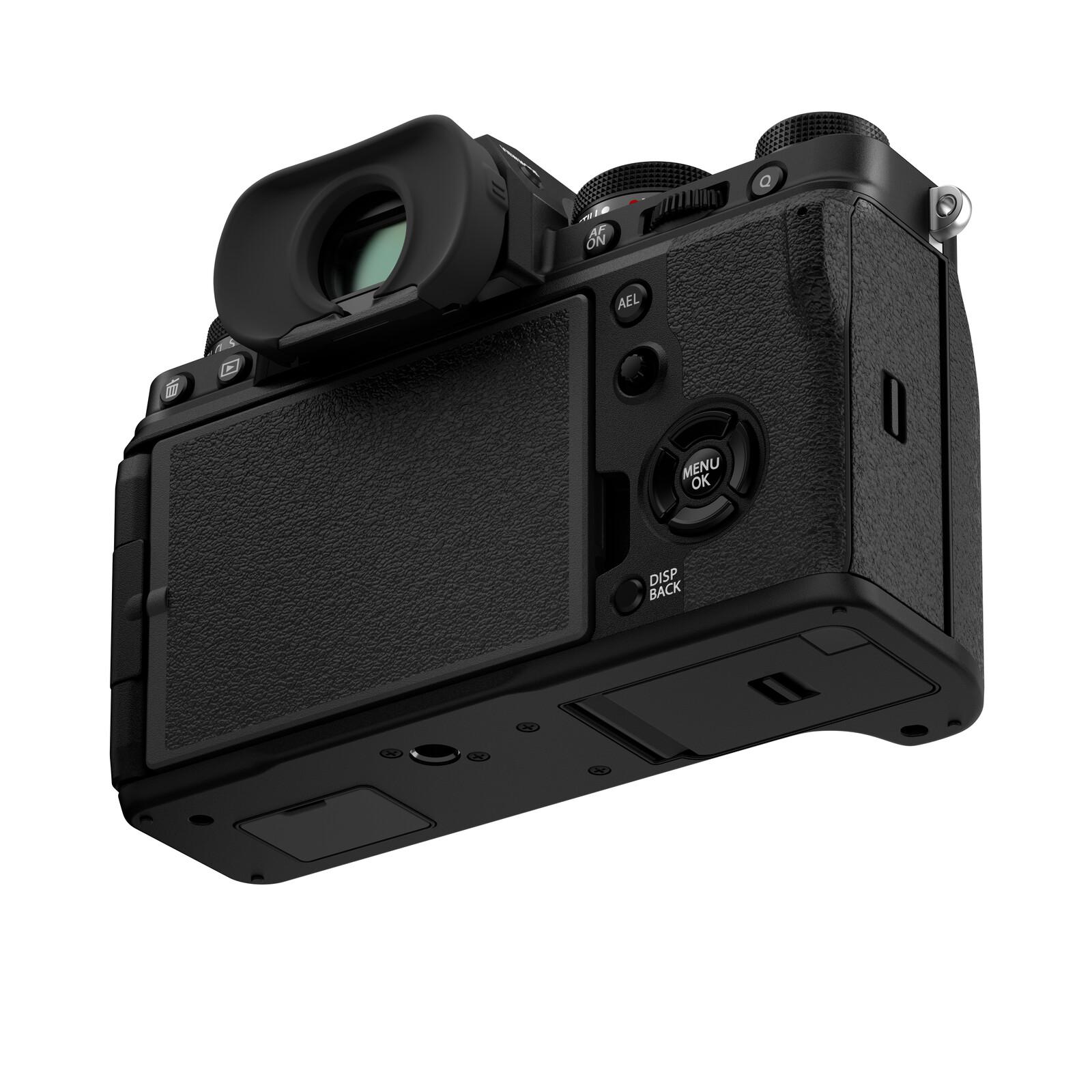Fujifilm X-T4 black + XF 16-80/4.0 R OIS WR