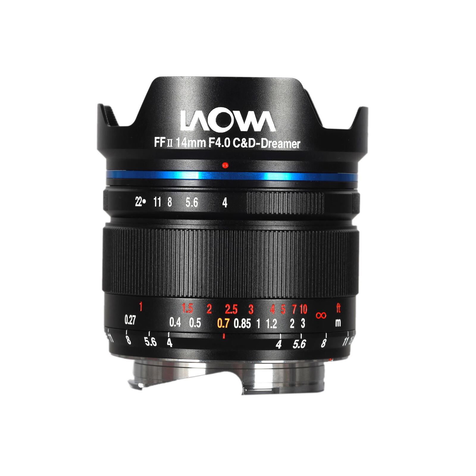 LAOWA 14/4,0 FF RL Zero-D Leica M