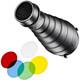 walimex Universal Spotvorsatz-Set Visatec