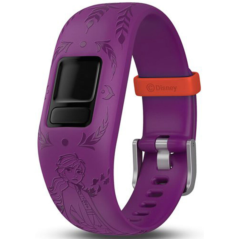 Garmin vivofit Jr.2 Silikonband Disney FrozenAnna lila