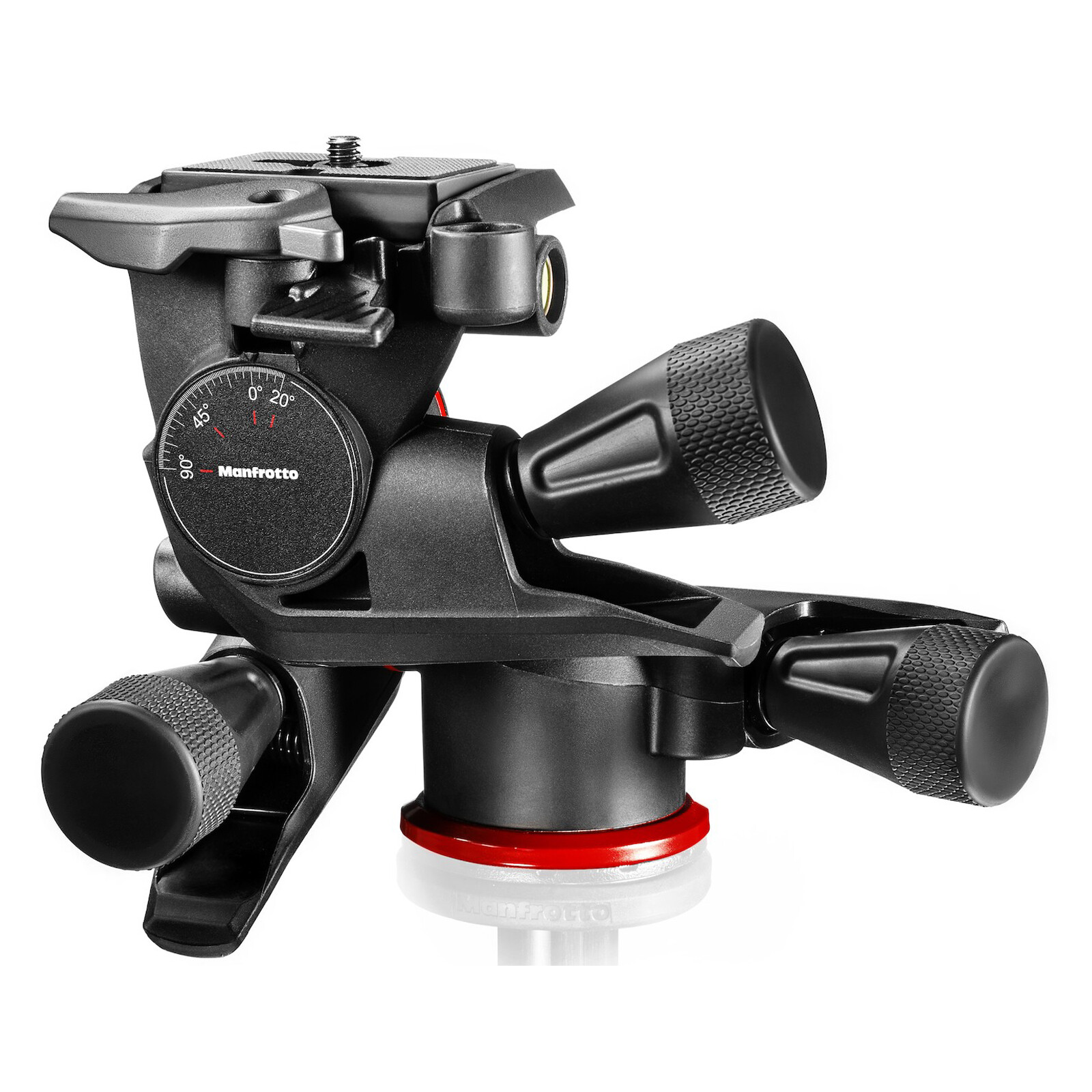 Manfrotto MHXPRO-3WG Getriebeneiger