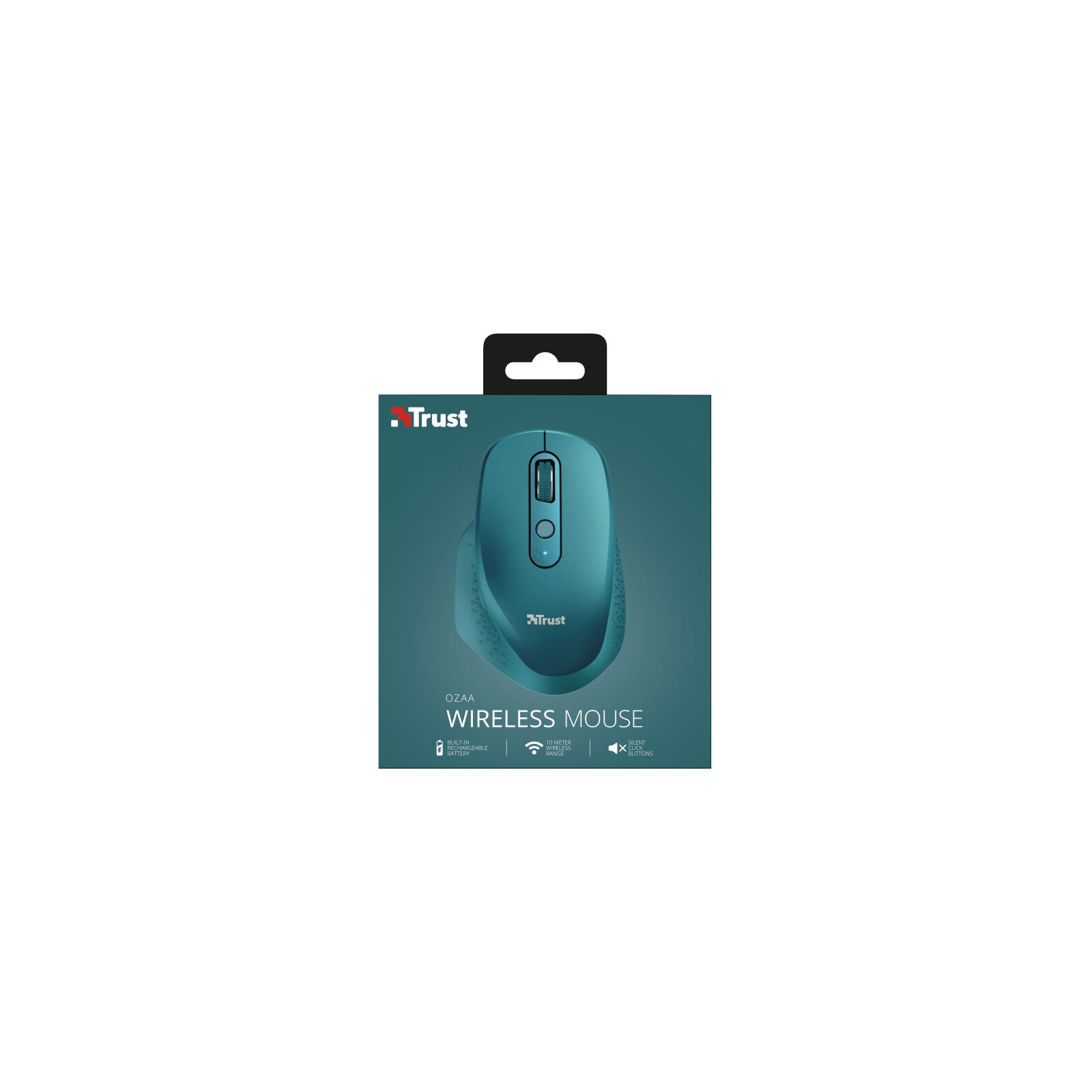 Trust OZAA RECHARGEABLE Mouse blue