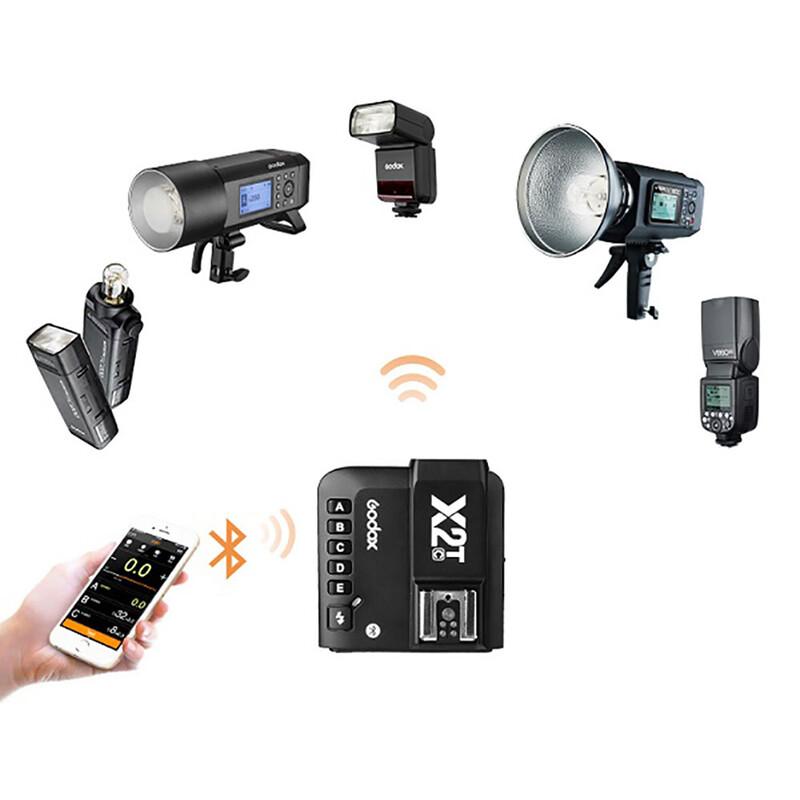 GODOX X2TN 2.4G TTL Flash Trigger Nikon