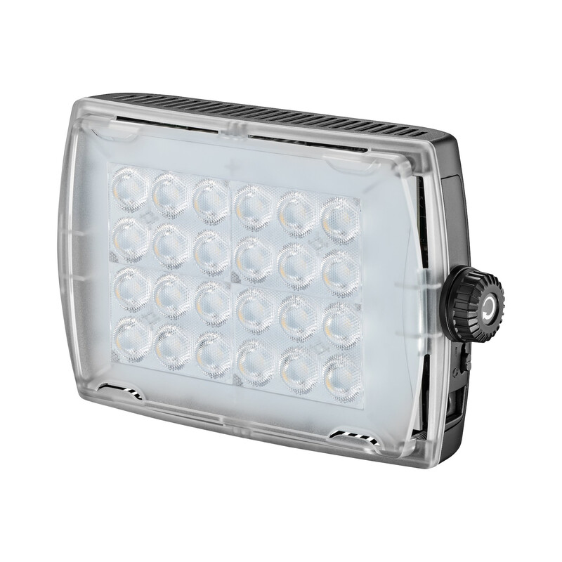 Manfrotto Micropro 2 LED Leuchte