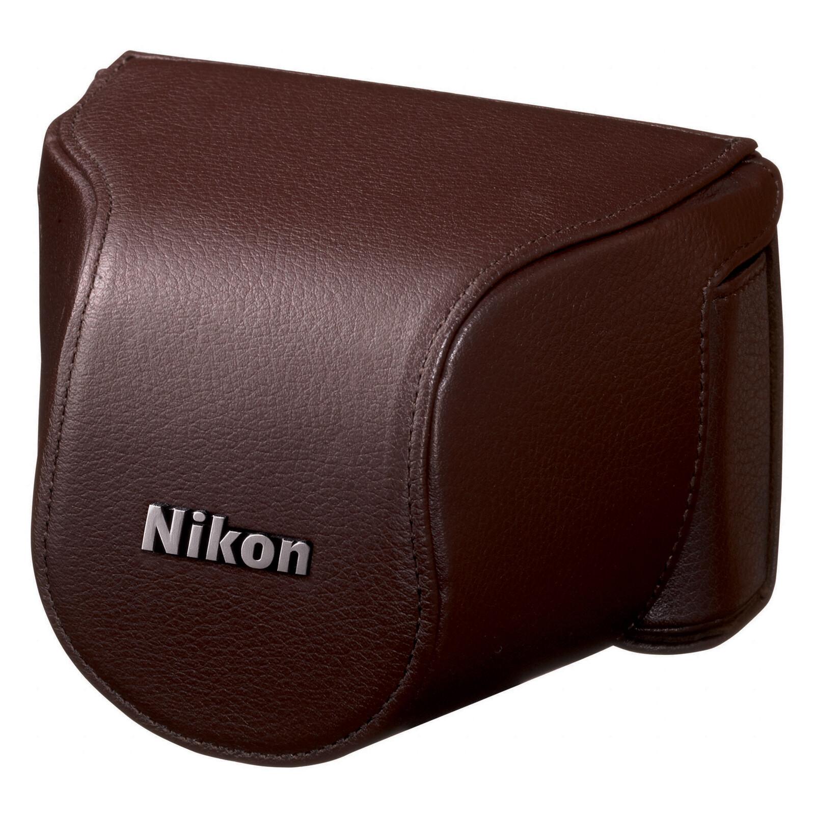 Nikon CB-N2000SC Tasche braun