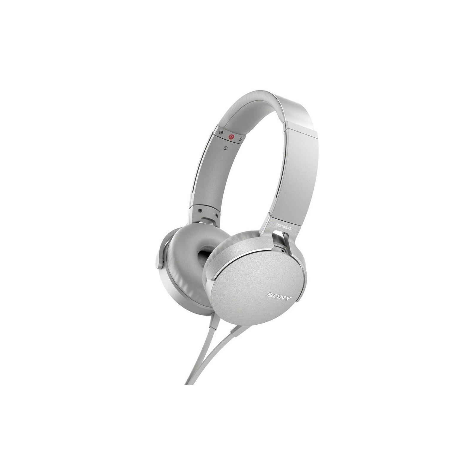 Sony MDR-XB550APW On-Ear