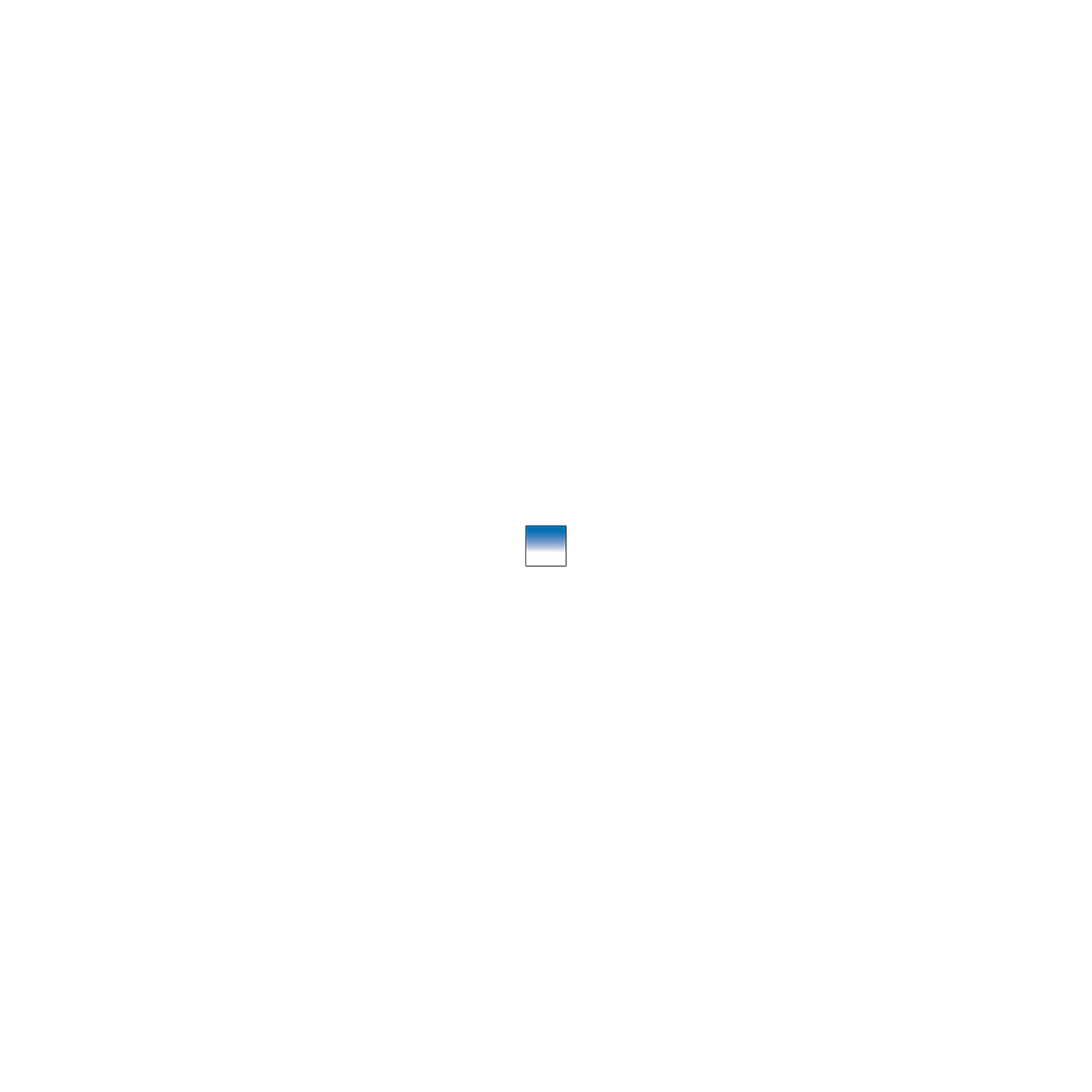 Cokin A123S Verlauf Blau 2S