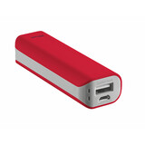 Trust Primo PowerBank 2200mAh red