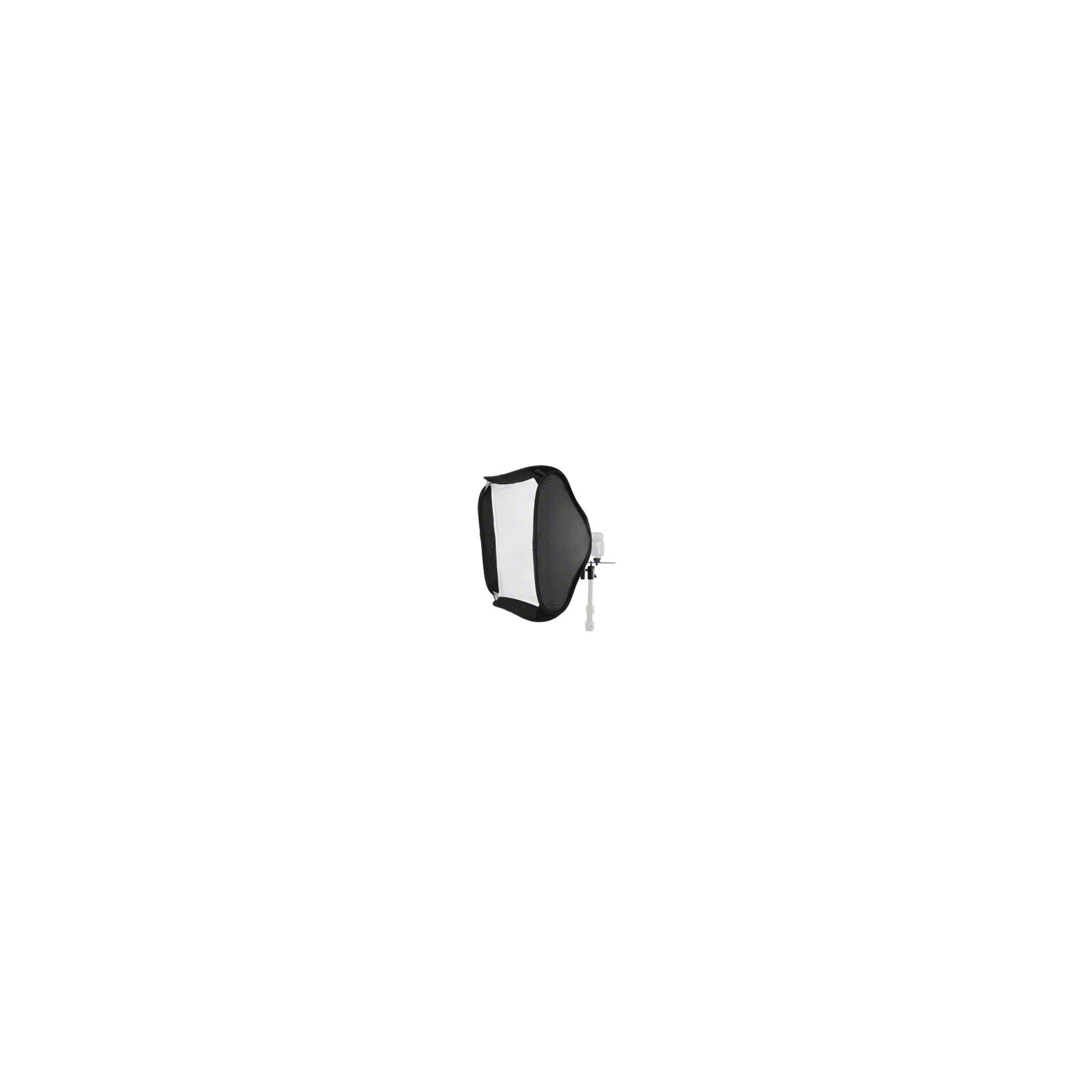 walimex pro Magic Softbox 60x60cm für Systemblitz