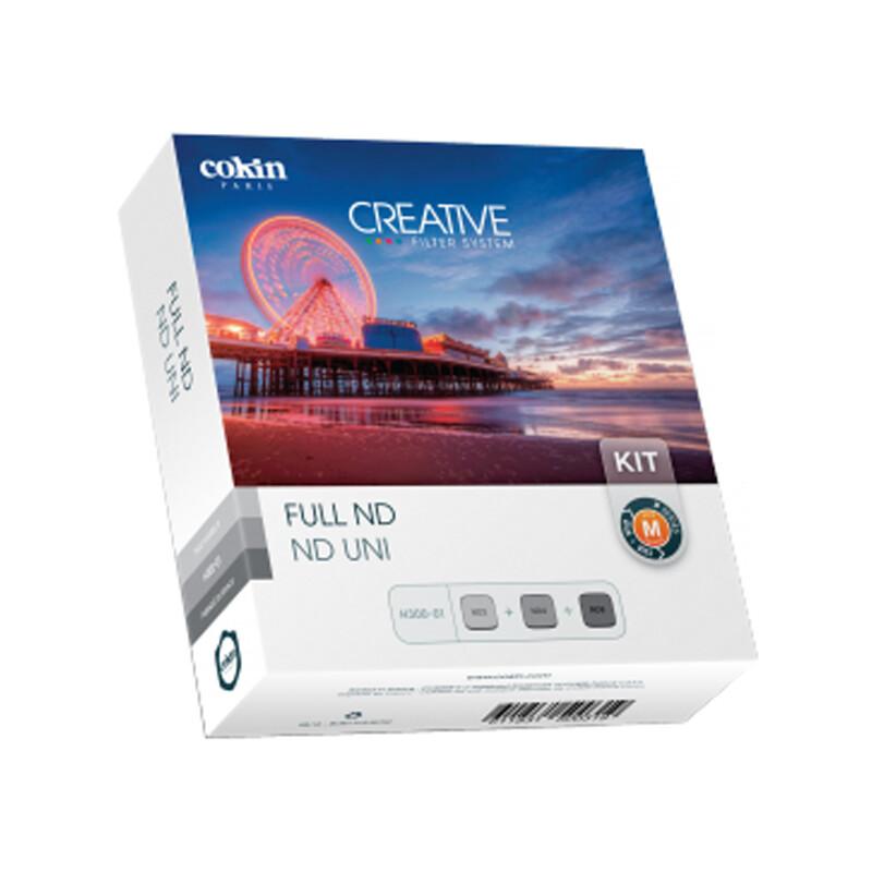 Cokin H300-01 Grau ND Set P Serie