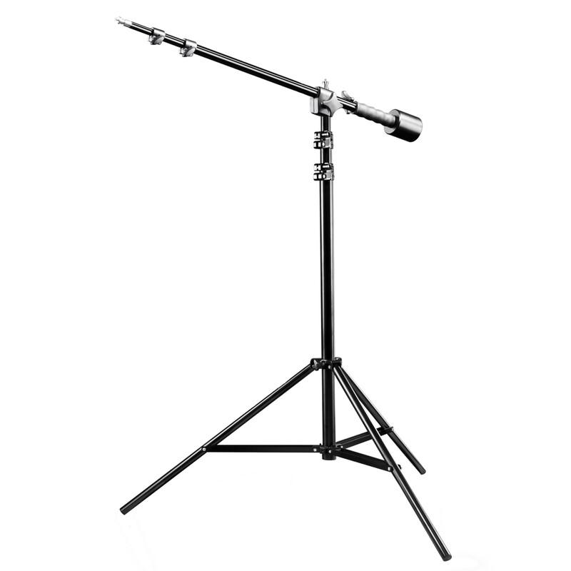 walimex Galgenstativ mit Gegengewicht, 100-170cm