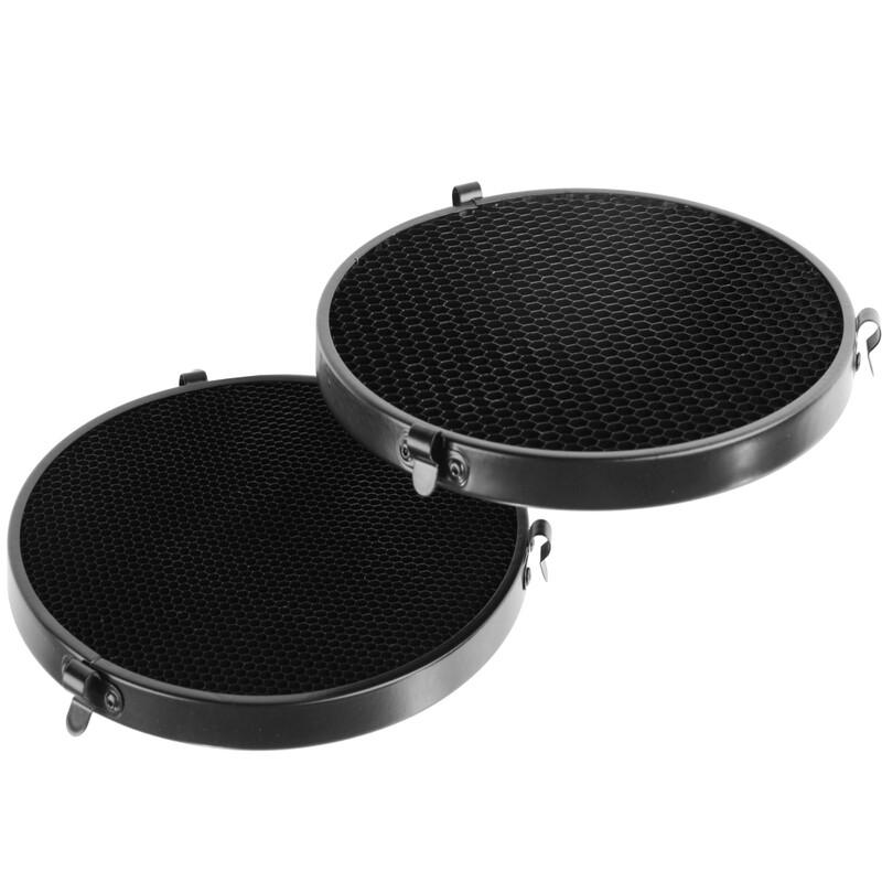 walimex pro Waben-Set für Standardreflektor 4+6 mm