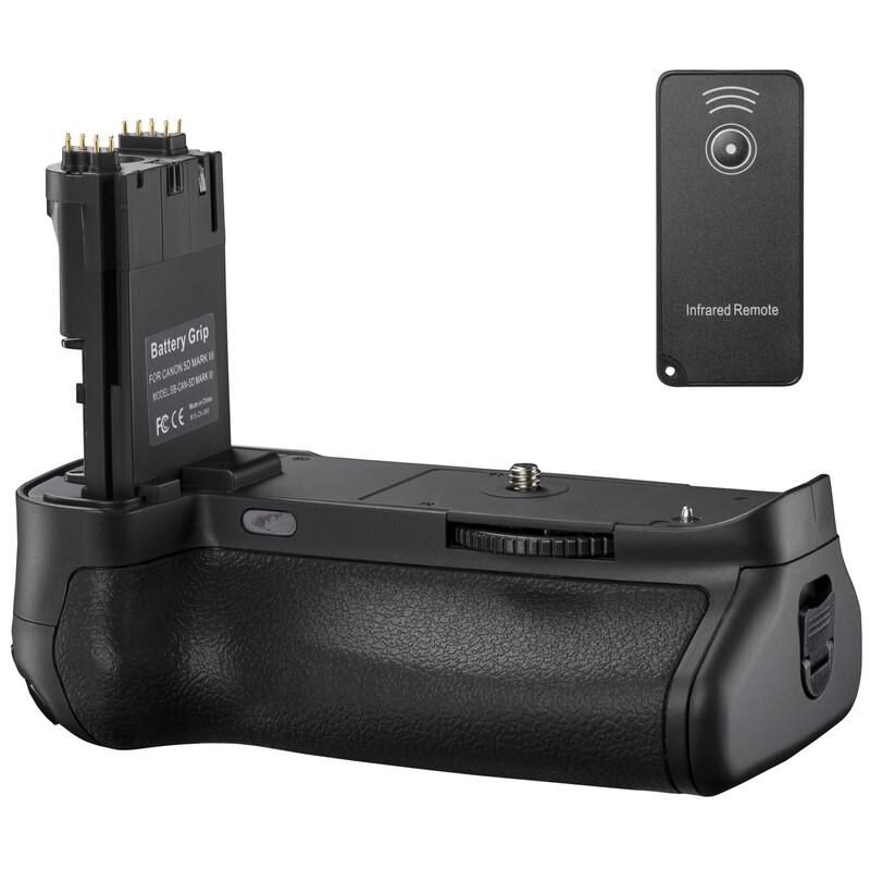 walimex pro Batteriehandgriff für Canon 5DMarkIII