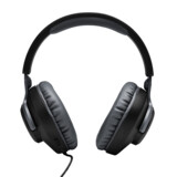 JBL Quantum 100 Over-Ear-Gaming-Headset schwarz