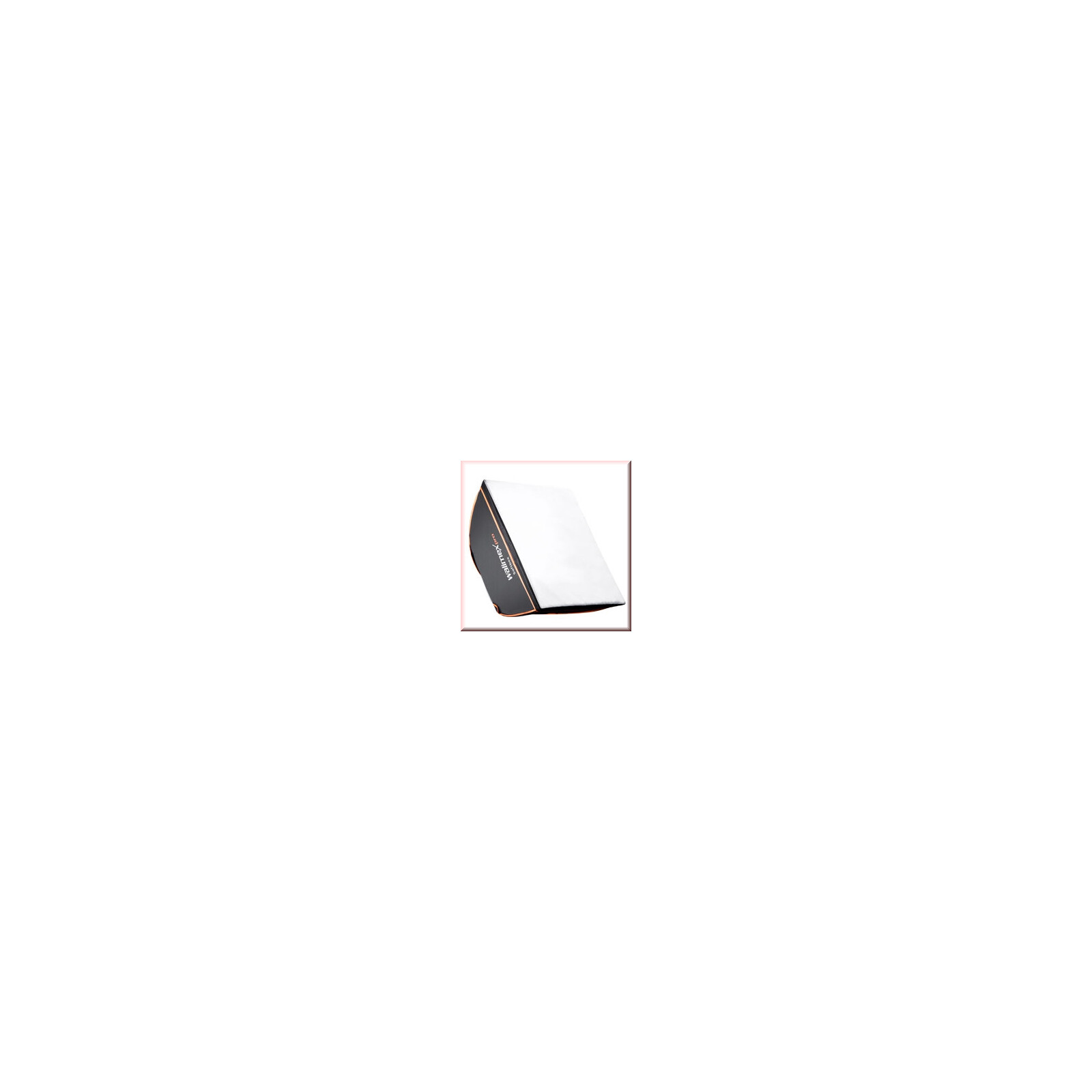 walimex pro Softbox OL 60x60cm Hensel EH / Richter