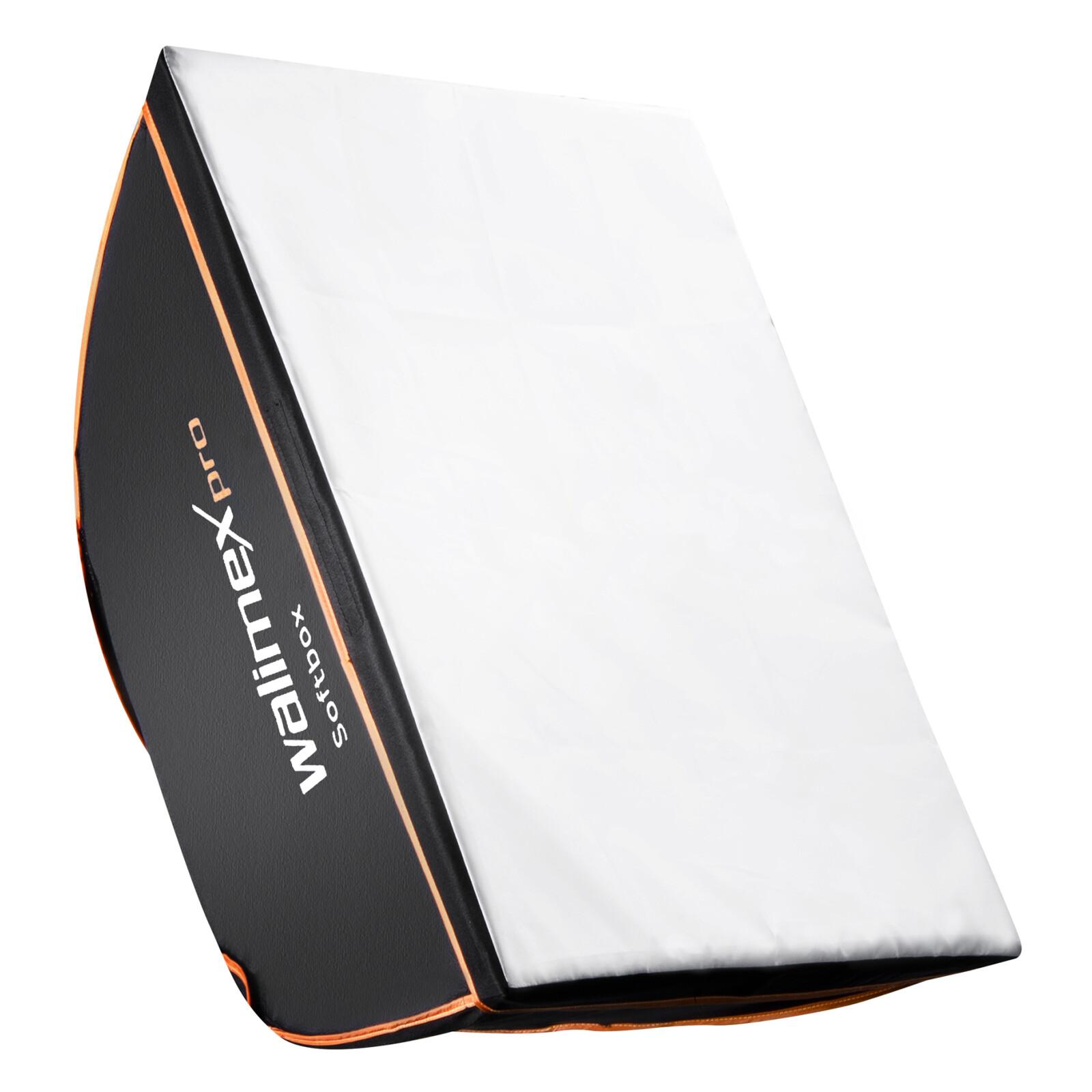 walimex pro Softbox Orange Line 50x70