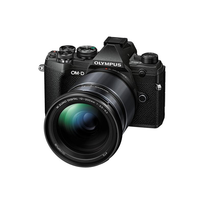 Oly OM-D E-M5 MKIII +ED 12-200/3,5-6,3 schwarz