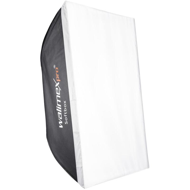 walimex pro Softbox 60x90cm für Broncolor