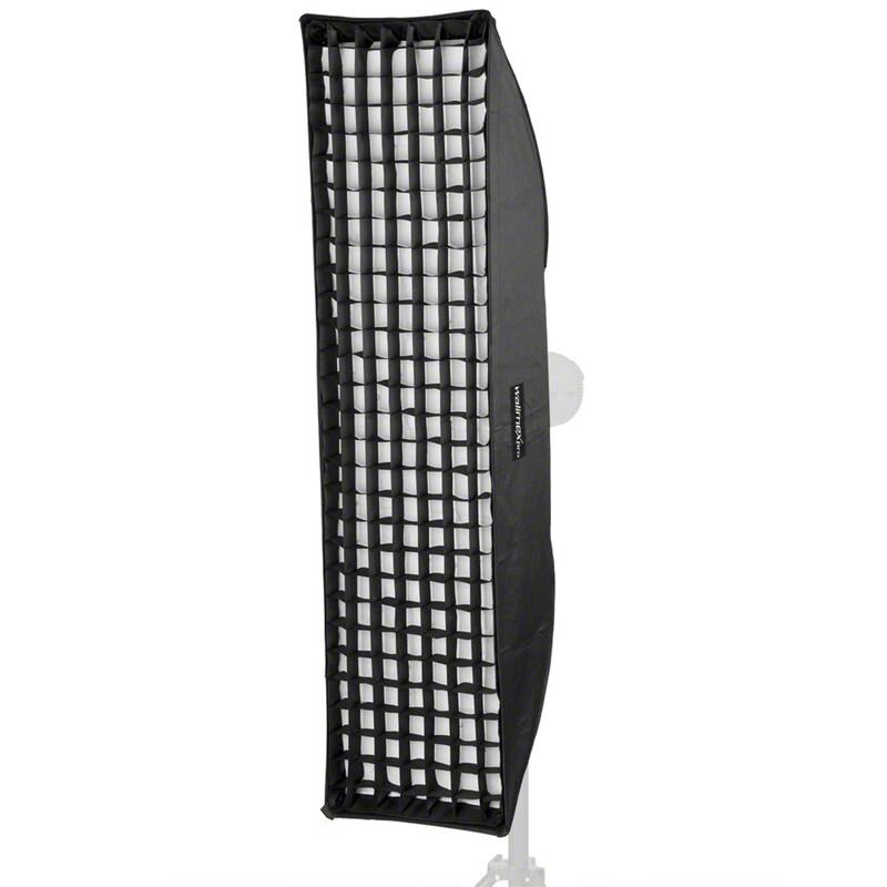 walimex pro Striplight PLUS 25x150cm für Elinchrom