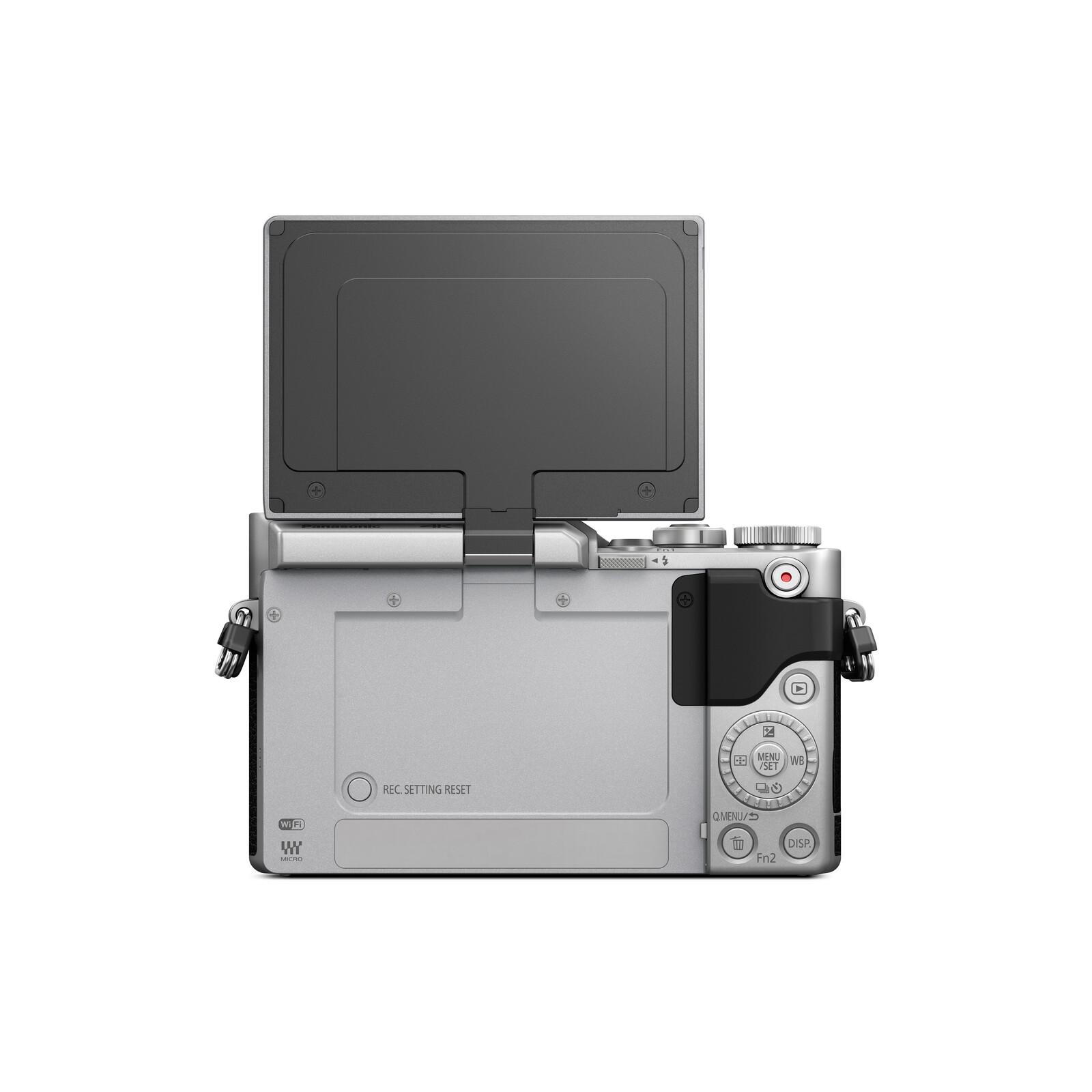 Panasonic Lumix DC-GX880+ 12-32/3,5-5,6 silber