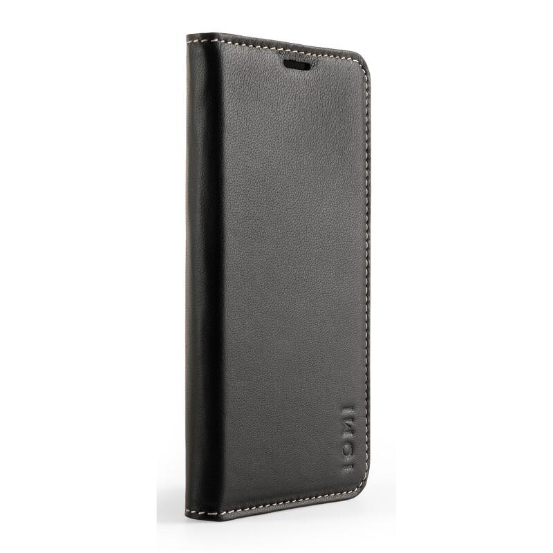 IOMI Schafleder Book Case Samsung Galaxy A70