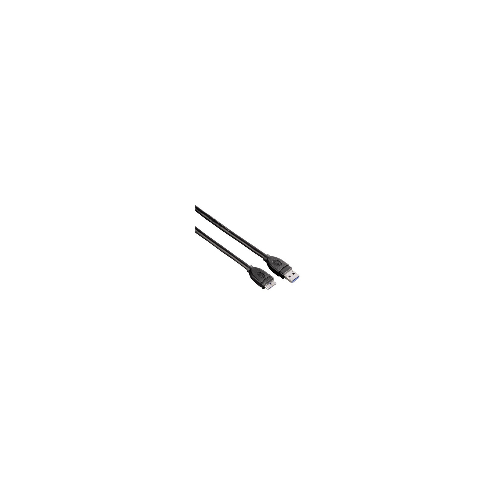 Hama 53749 Micro-USB-3.0-Kabel, geschirmt, 0,75 m