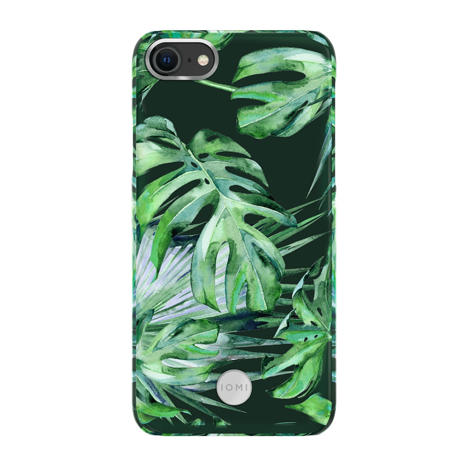 IOMI Back Design Apple iPhone 7/8/SE 2020 plant green