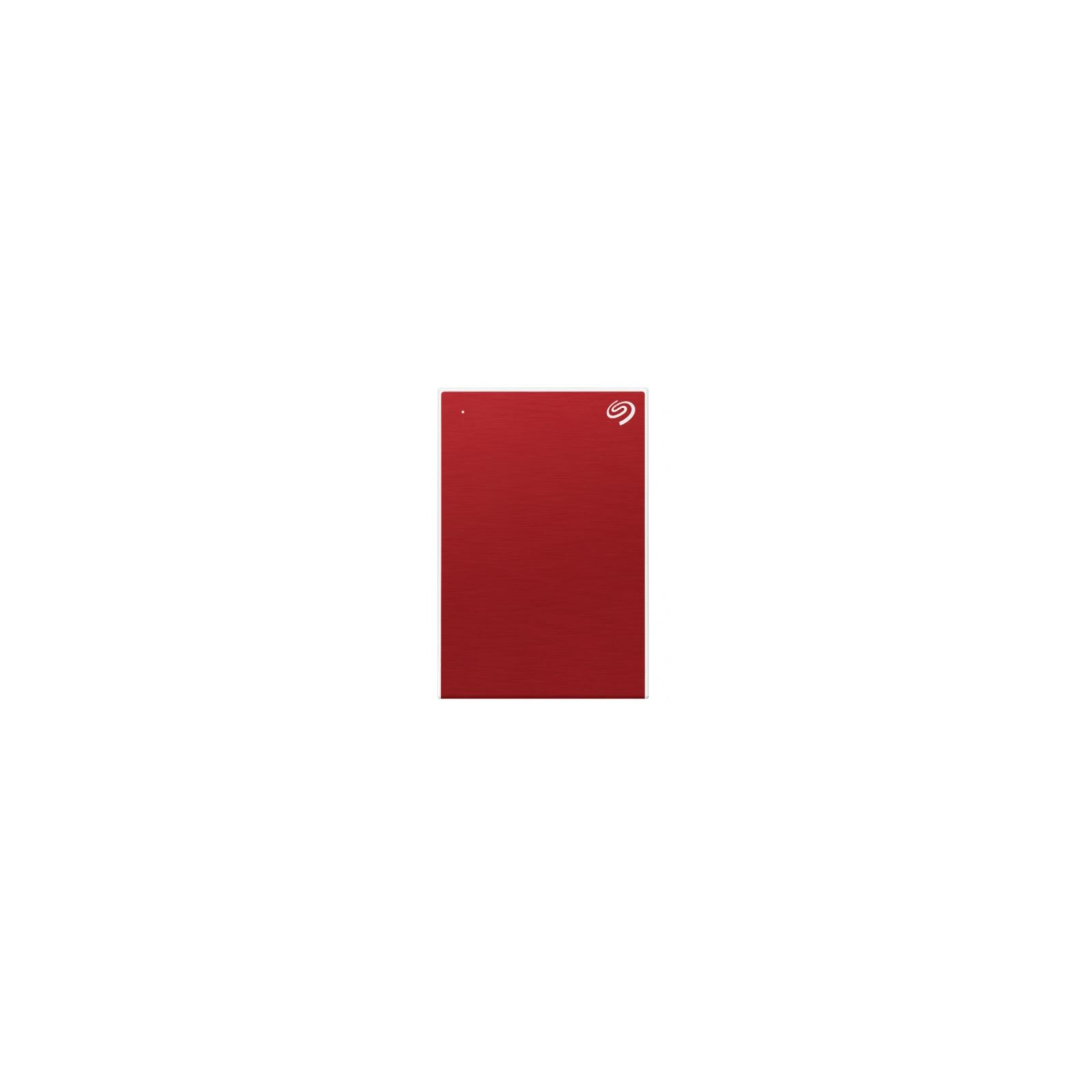 Seagate One Touch 1TB USB 3 red