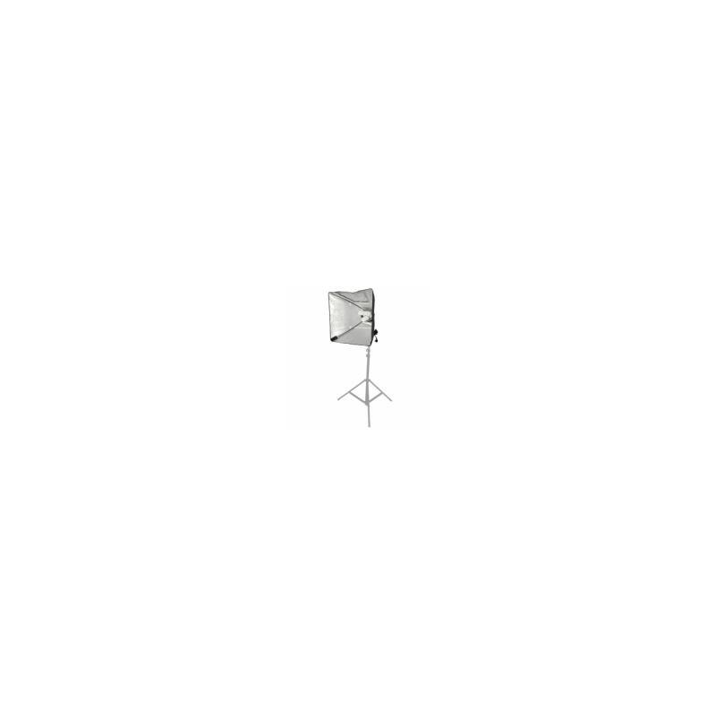 walimex 3in1 Daylight mit Softbox + Lichtzelt