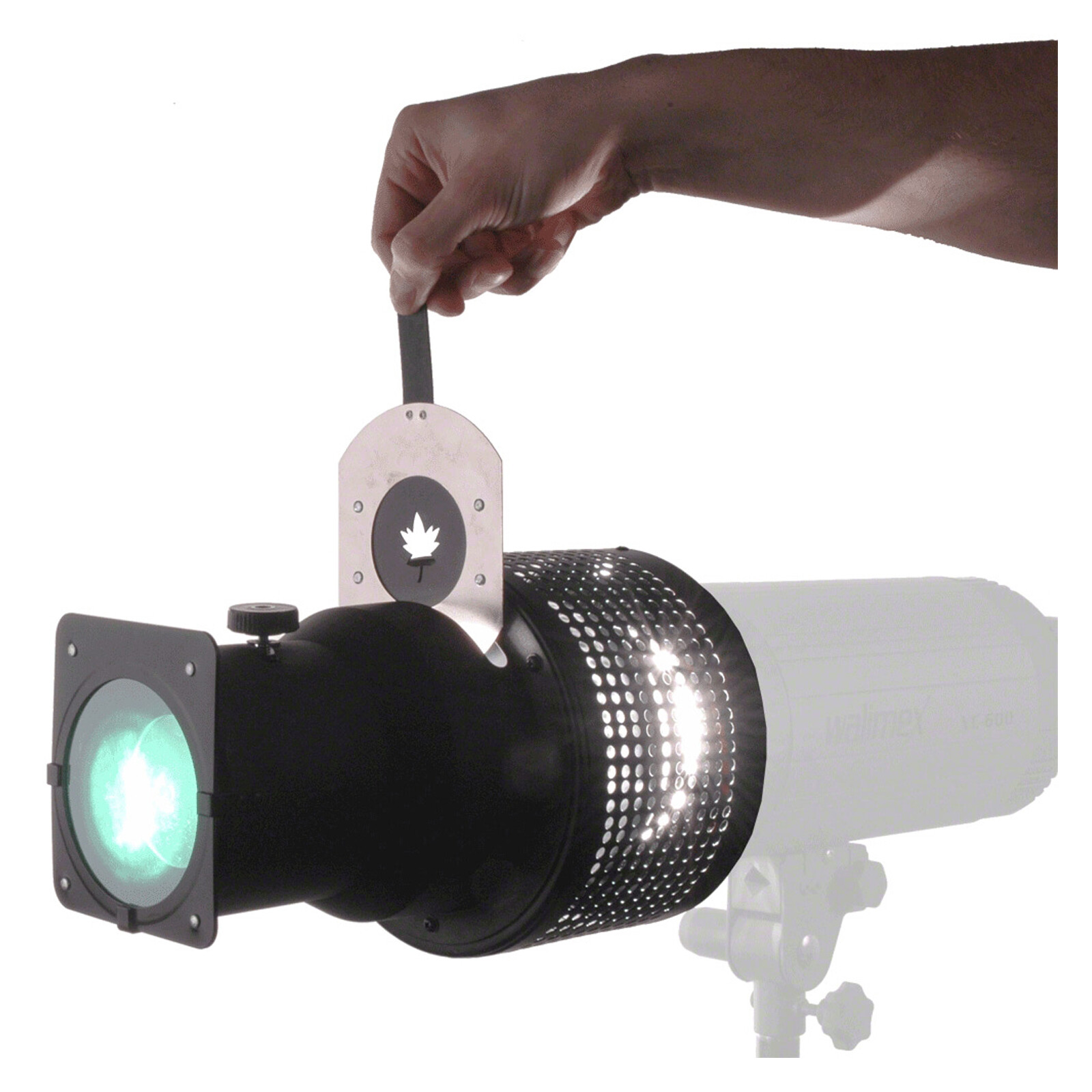 walimex Projektionsvorsatz mit Universalanschluss