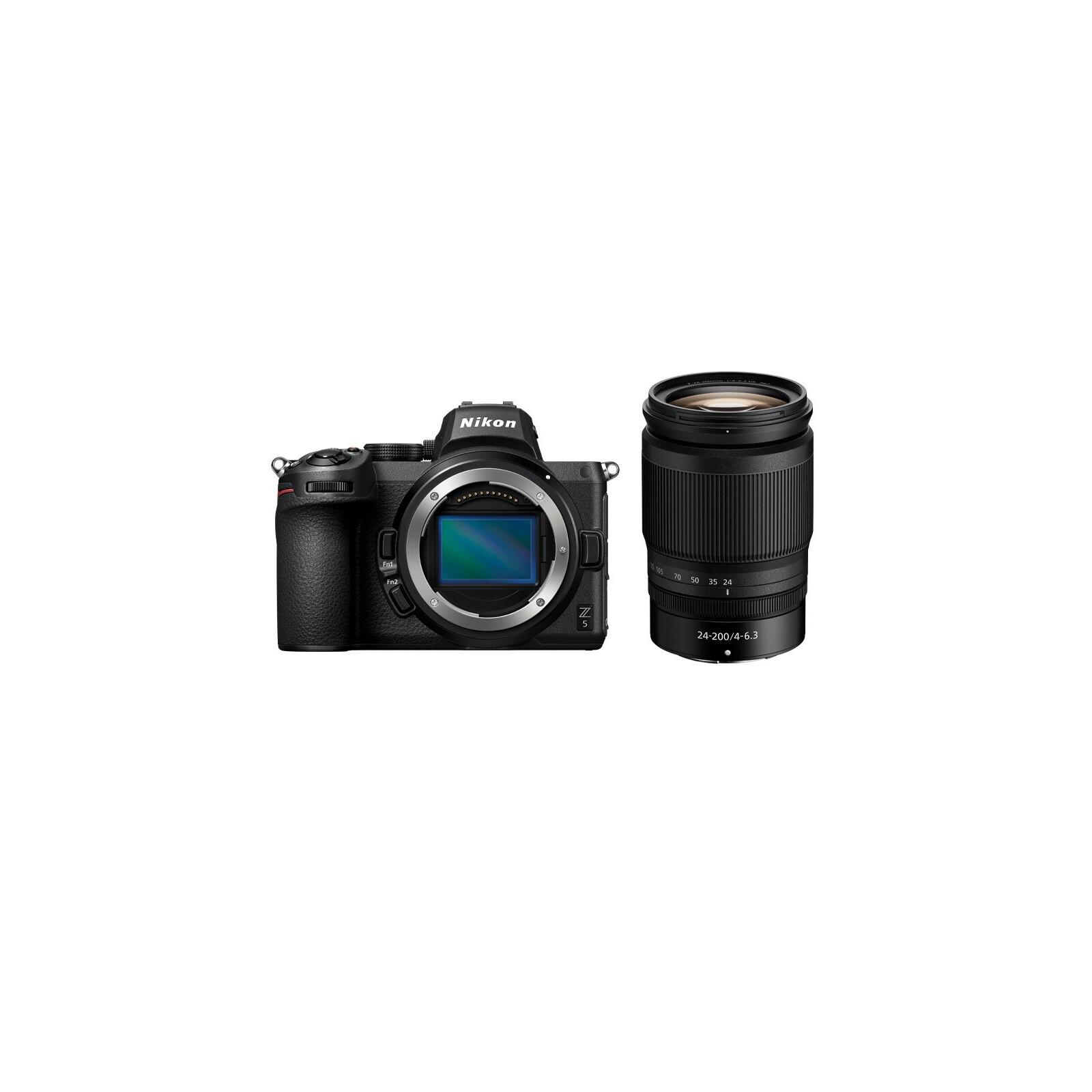 Nikon Z5 + Objektiv Z 24-200/4,0-6,3 VR