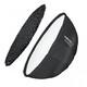 Walimex pro Studio Line Beauty Dish Softbox QA85 Aurora/Bowe