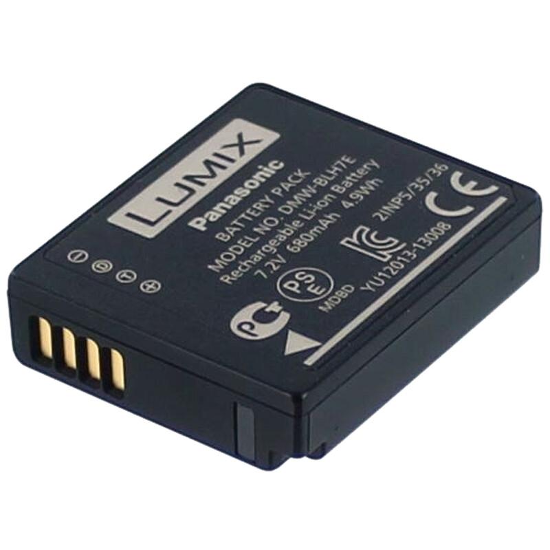 Panasonic Original Akku DMW-BLH7E