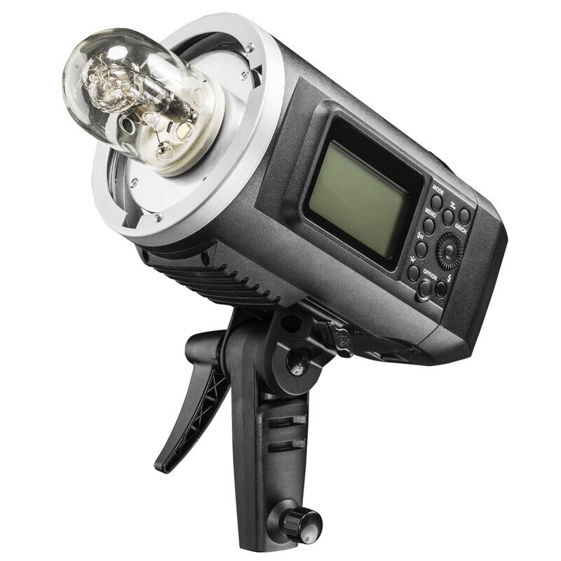 walimex pro Studio-Akkublitz Flash2Go 600 TTL