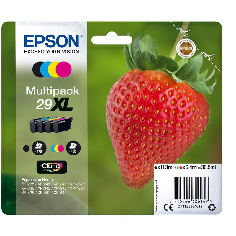 Epson 29XL T2996 Tinte Multipack