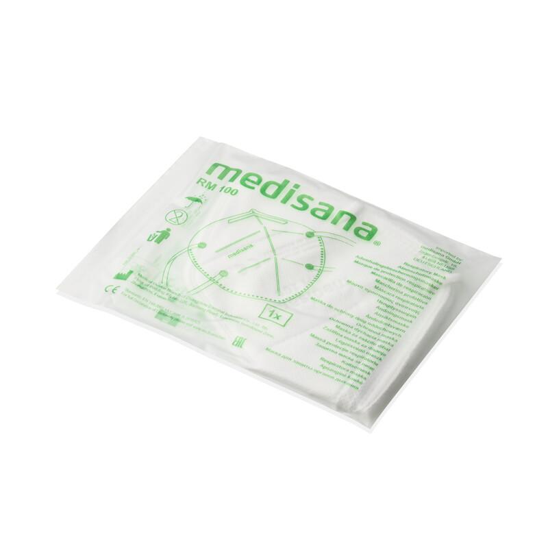 Medisana FFP2 Atemschutzmasken 10Stk