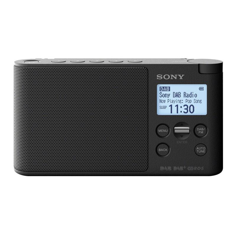 Sony XDR-S41DB Uhrenradio