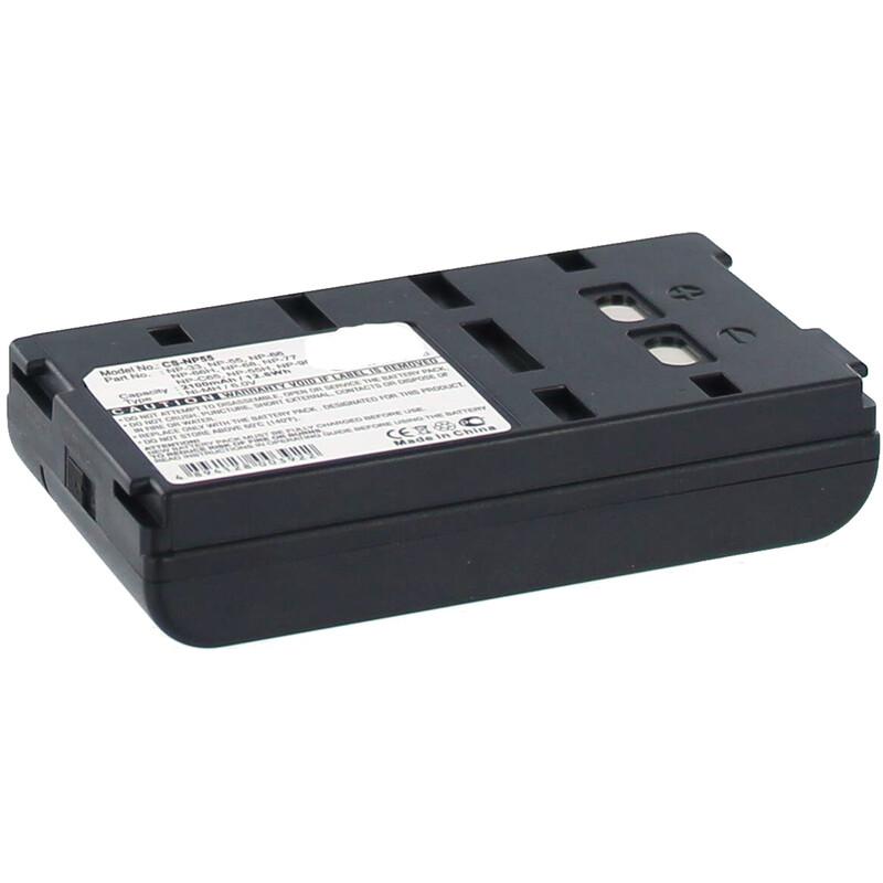 AGI 17222 Akku Sony NP-55 2.000mAh
