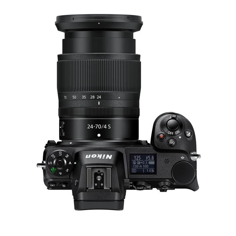 Nikon Z6 + Nikkor Z 24-70mm/4,0S + FTZ Bajonett Adapter